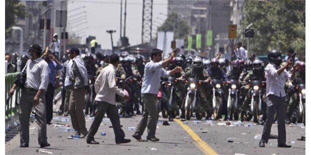 Wieder Massenproteste im Iran