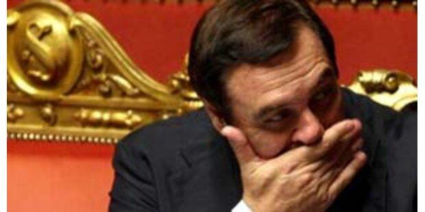 Italienischer Justizminister immer mehr unter Druck
