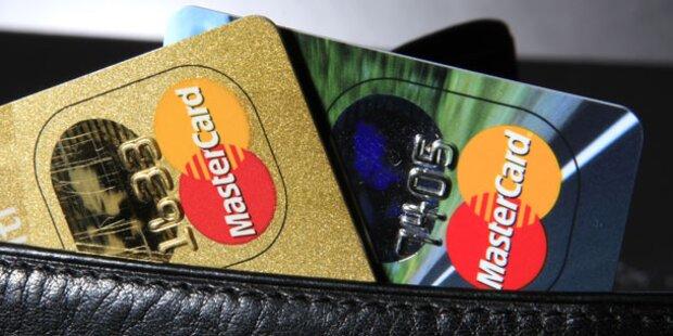Vorsicht! Kreditkarten-Spammails im Umlauf