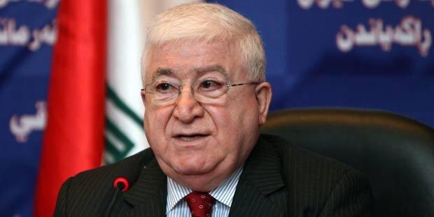 Irak: Kurde Massoum neuer Präsident