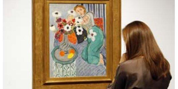 Matisse-Bild für 33 Millionen Dollar versteigert