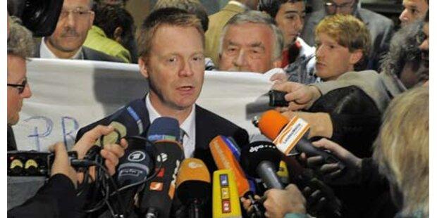 Morddrohung gegen thüringischen SPD-Chef