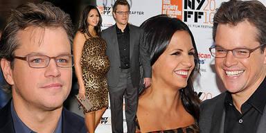 Matt Damon Vater Kindererziehung