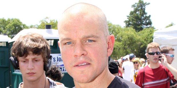 Matt Damon: Zu fürsorglich als Vater?