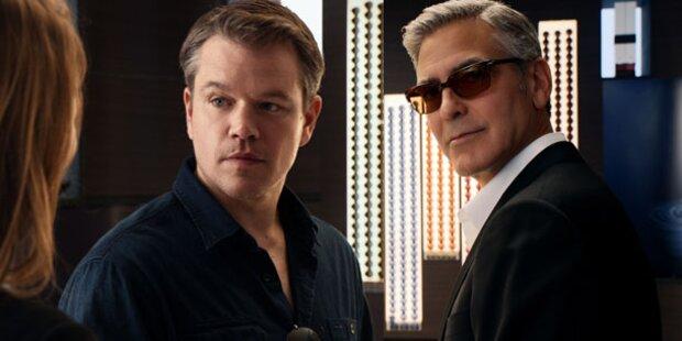 Clooney holt sich Matt Damon als Verstärkung