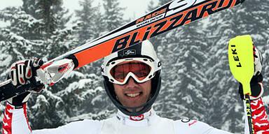 Matt gewinnt FIS-Slalom