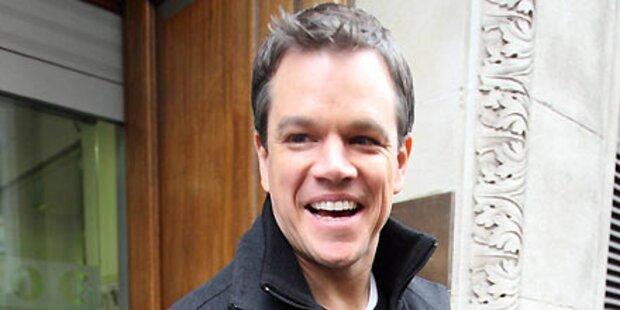 Matt Damon spielt Kennedy!
