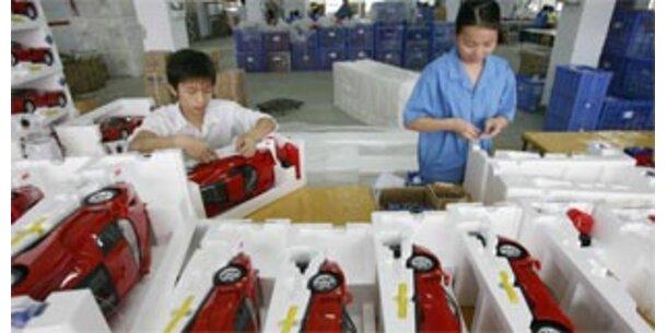 US-Behörde ruft Spielwaren aus China zurück