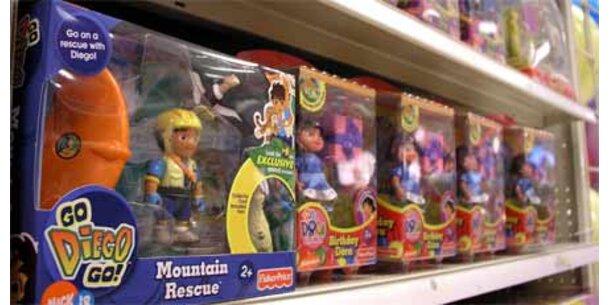 1,6 Mio. Euro Strafe für Mattel