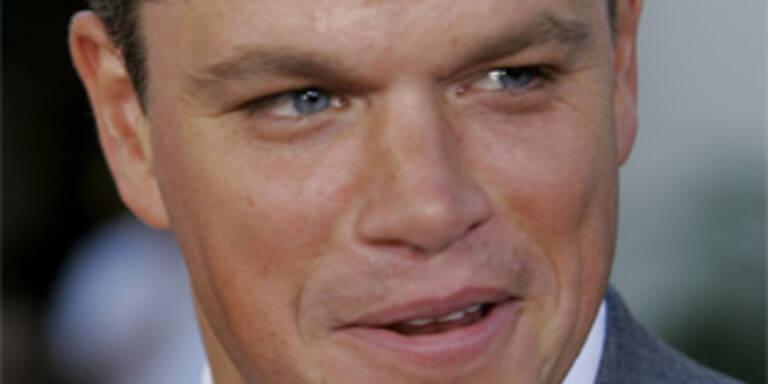 """Matt Damon zum """"sexiest"""" Mann der Welt gekürt"""