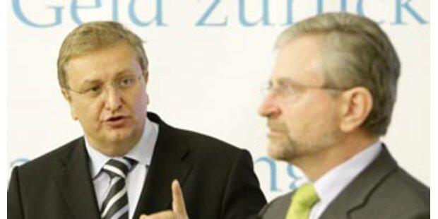SPÖ will auch große Immobilien besteuern