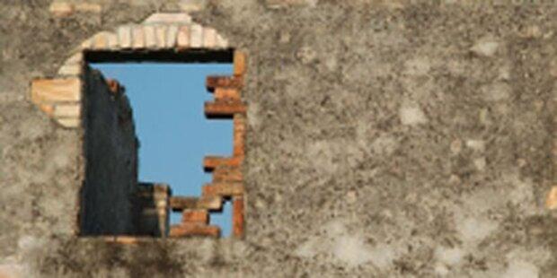 Mann wollte Haus der Ex in die Luft jagen