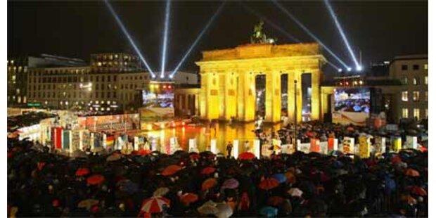 Deutschland feierte Fest der Freiheit
