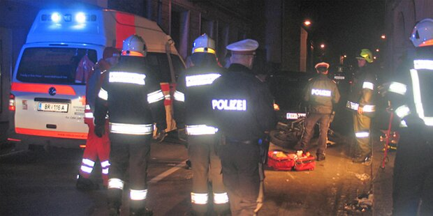 Teenager (16) prallt mit Mofa gegen Hauswand: tot