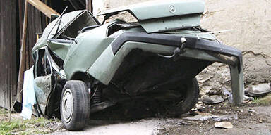 Unfall in Mauerkirchen