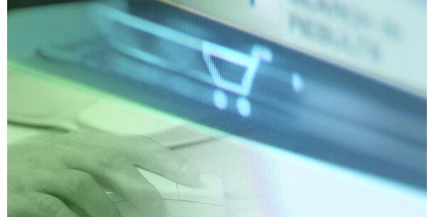 Heimische Online-Shops setzten 615 Mio. um