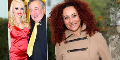 Christine Mausi Lugner, Richard Lugner, Cathy Spatzi Schmitz