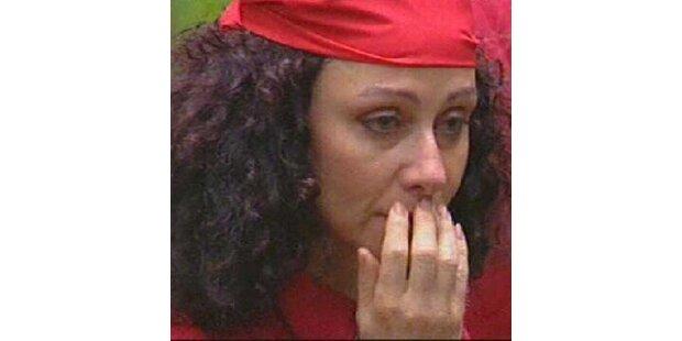 Tränen bei Mausi nach Horrornacht