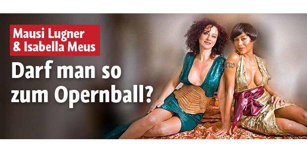 Mausi und Meus: Darf man so in die Oper?