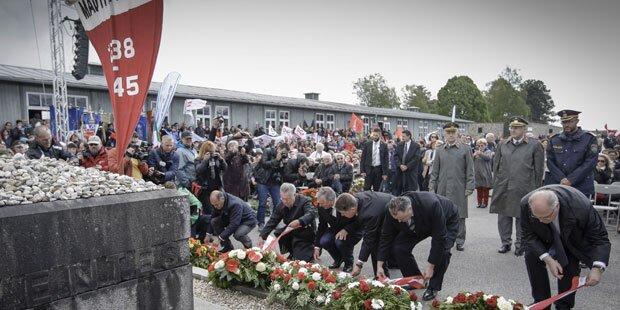 Mauthausen-Gedenken: Solidarität gefordert