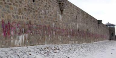 KZ-Gedenkstätte Mauthausen geschändet