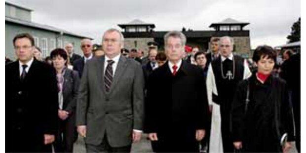 7.000 Menschen bei Gedenkfeier in Mauthausen