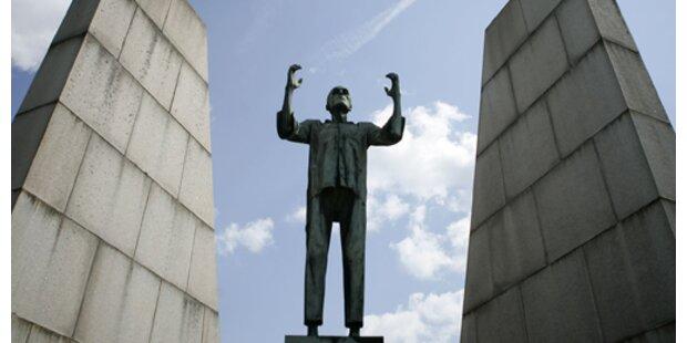 Gedenken an Mauthausens Befreiung