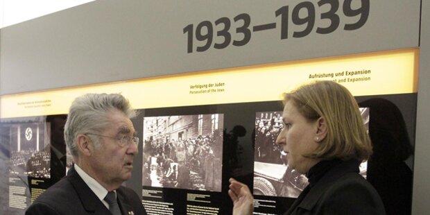 Neue Ausstellungen in Mauthausen eröffnet