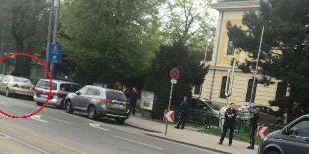 Wiener Parksheriff löst Bomben-Alarm aus