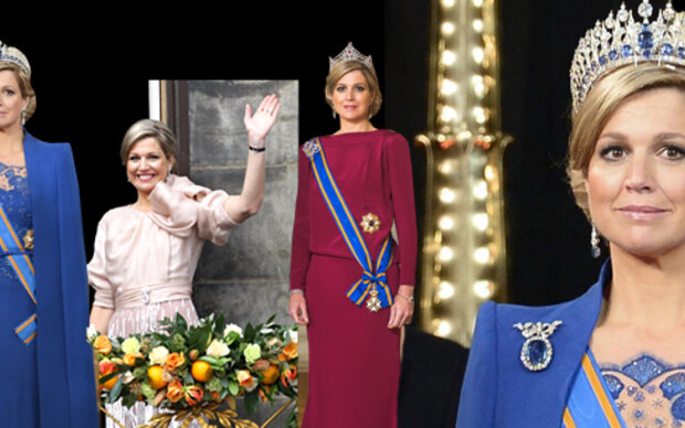 Máxima: Ihr Look als neue Königin