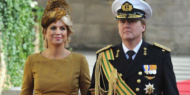 Prinzessin Máxima: Die Krönungs-Gäste