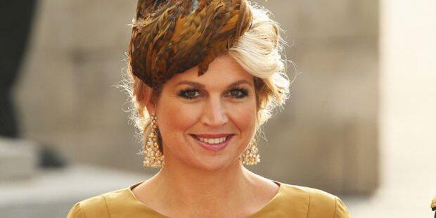 Maxima: Jetzt wird sie Hollands Königin