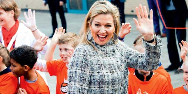 Holländer feiern vier Tage durch