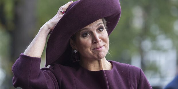 Königin Maxima aus Spital entlassen