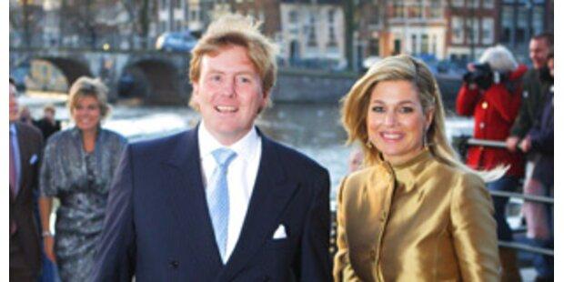 Niederländische Königsfamilie urlaubt am Arlberg