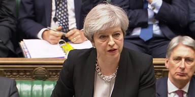 Britisches Parlament macht Weg für Neuwahlen frei