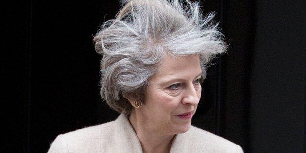 Brexit-Fahrplan bis Mitte Februar