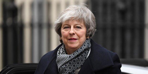 So will May Brexit retten