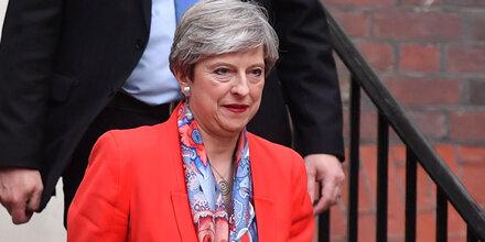 May: Brexit-Verhandlungen können nächste Woche beginnen