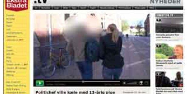 Hunderte Dänen wollten Sex mit 13-jähriger May