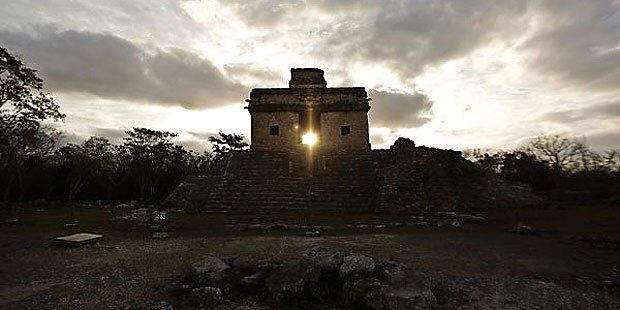 Sensations-Fund enthüllt neues Maya-Geheimnis