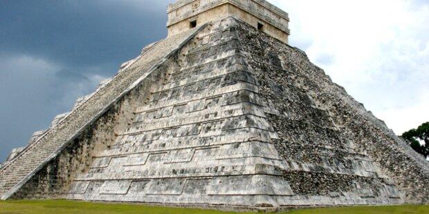 Mexiko wirbt mit Maya-Prophezeiung