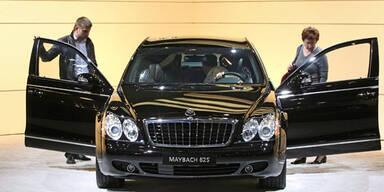 Aus für Maybach kostet Daimler Millionen