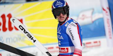 Mayer aus, Walder bester ÖSV-Läufer