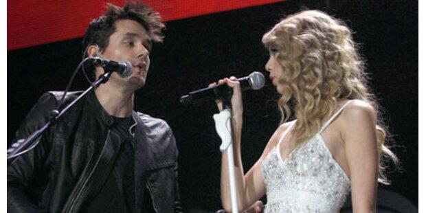 Turtelt John Mayer mit Taylor Swift?