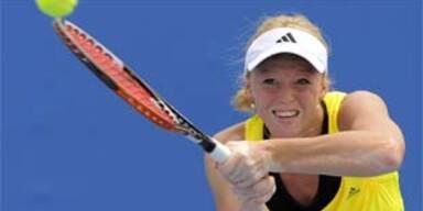 Folgenschweres 1:2 für Österreichs Tennis-Damen