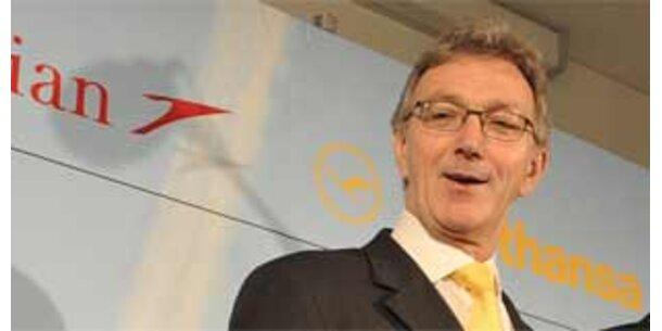 Lufthansa-Chef glaubt an Okay zu AUA-Deal