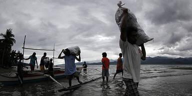 """Sturm """"Maysak"""": Entwarnung für Philippinen"""