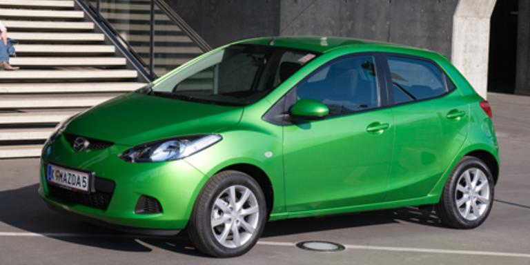 Der Mazda2 ist ein wieselflinker Cityflitzer