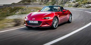 """Das kostet der """"neue"""" Mazda MX-5"""